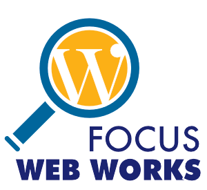 Focus Web Works Mobile Logo